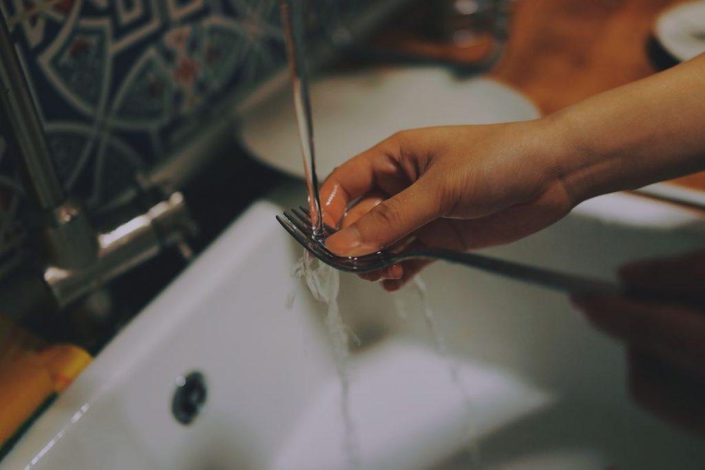 Huella hídrica personal - desperdicio de alimentos