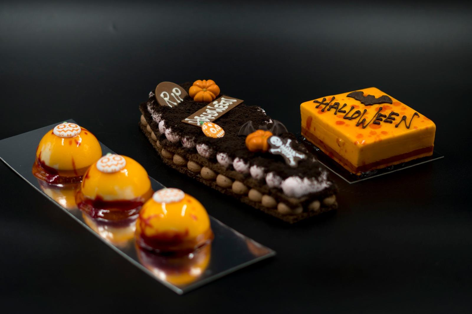 La tarta más terrorífica de OVERPANI