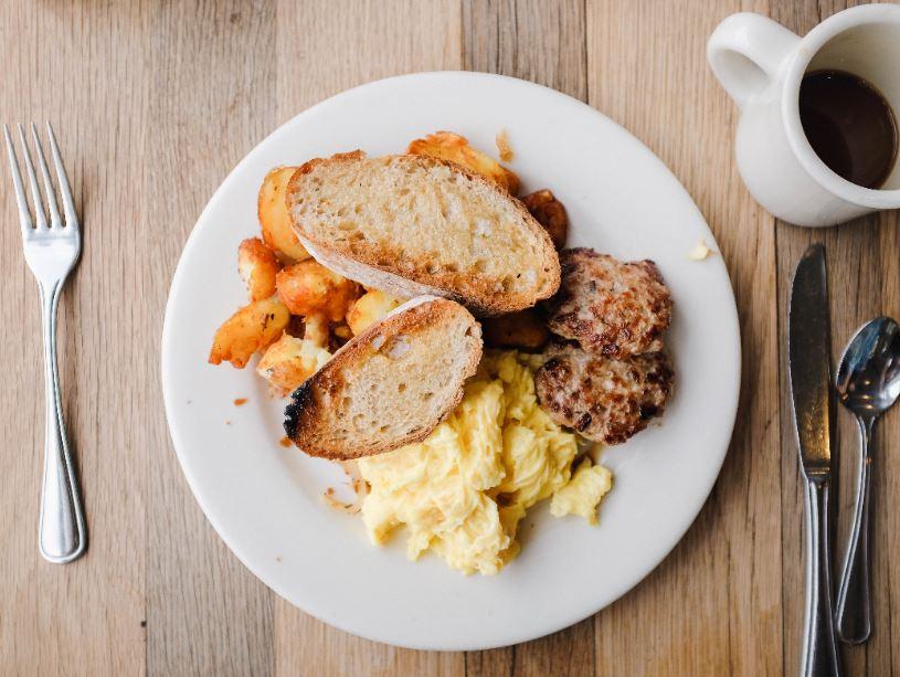 Desayunos de aprovechamiento